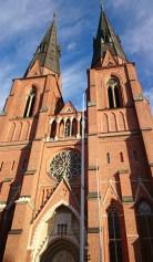 Уппсальский кафедральный собор