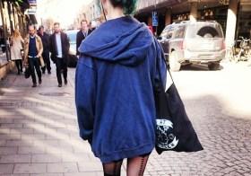 Как одеваются в Стокгольме