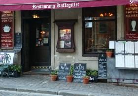 Kaffegillet — ресторан с русским меню