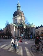 Экскурсия на велосипеде по Стокгольму