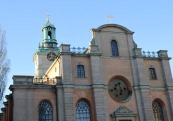церковь Св. Николая в Стокгольме