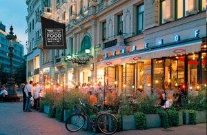 Стурехов лучший рыбный ресторан в Стокгольме