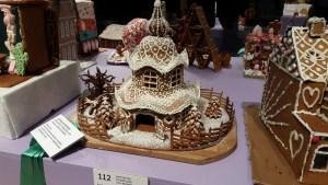 рождественнская выставка в стокгольме бесплатно_пряничные домики