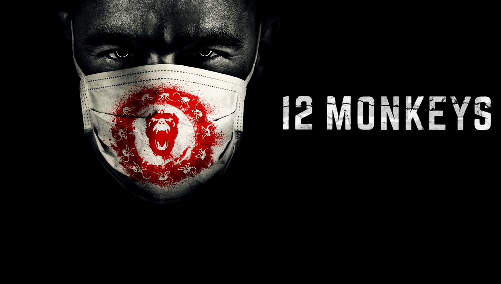 12 Monkeys Tv Series 2015 HD Wallpaper