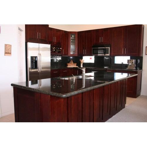Medium Crop Of Cherry Kitchen Cabinets