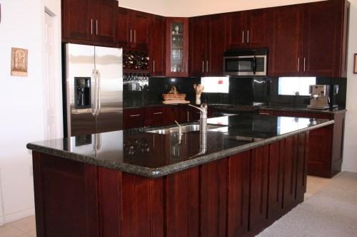 Medium Of Cherry Kitchen Cabinets
