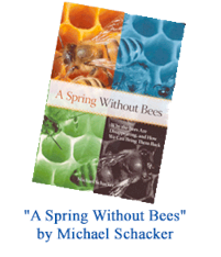 Michael Schacker Spring without Bees Book