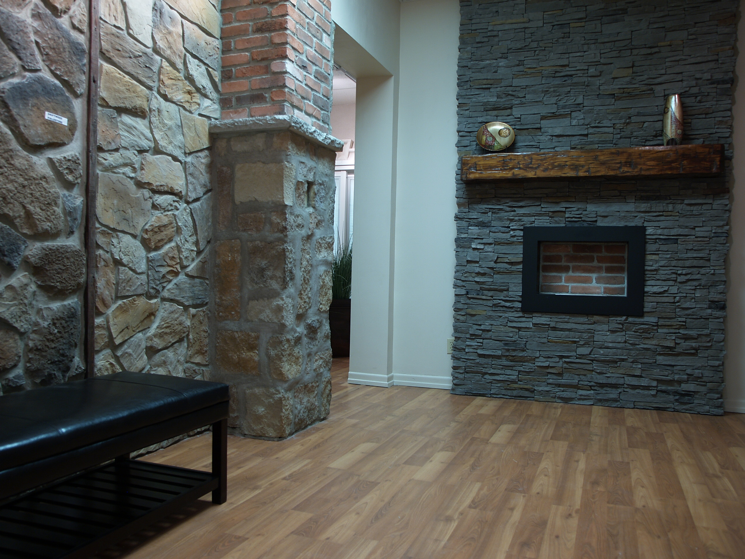 Fullsize Of Faux Stone Fireplace