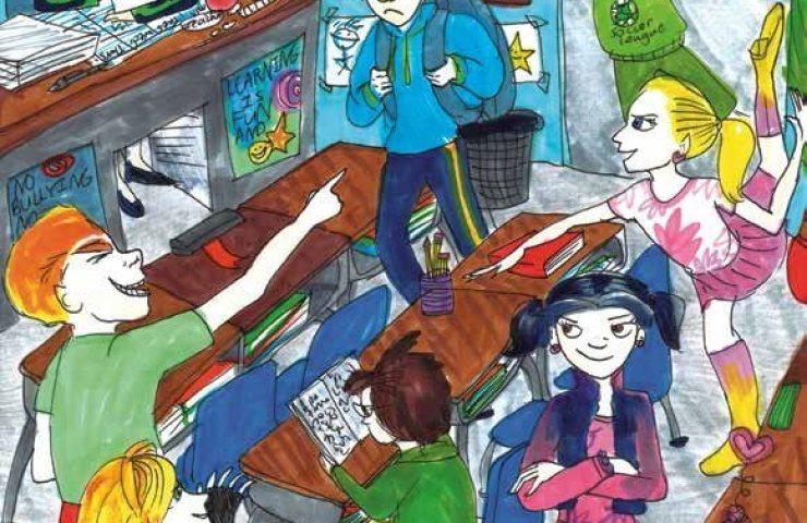 standing alone teased classmates