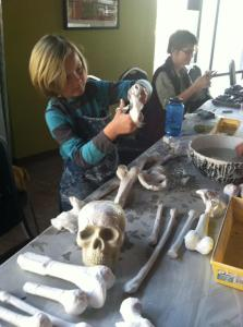 Boston making bones
