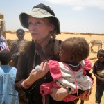 Throwback Thursday: Mia Farrow and the Darfur Olympics