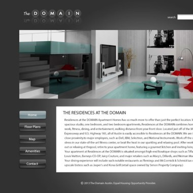 Web Design for the Domain