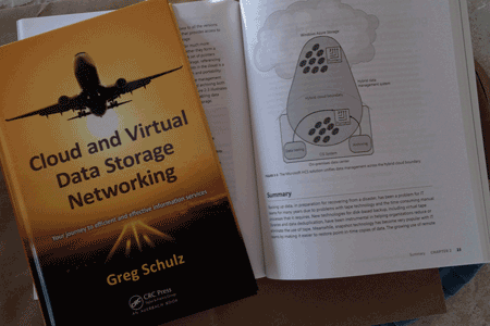 Sample pages of rethinking enterprise storage