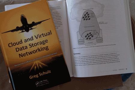 Sample pages of rethinking enterprise storage