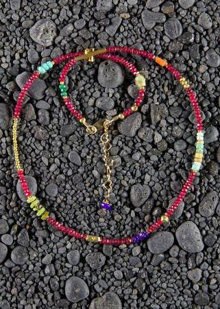 The Rubilicous Necklace
