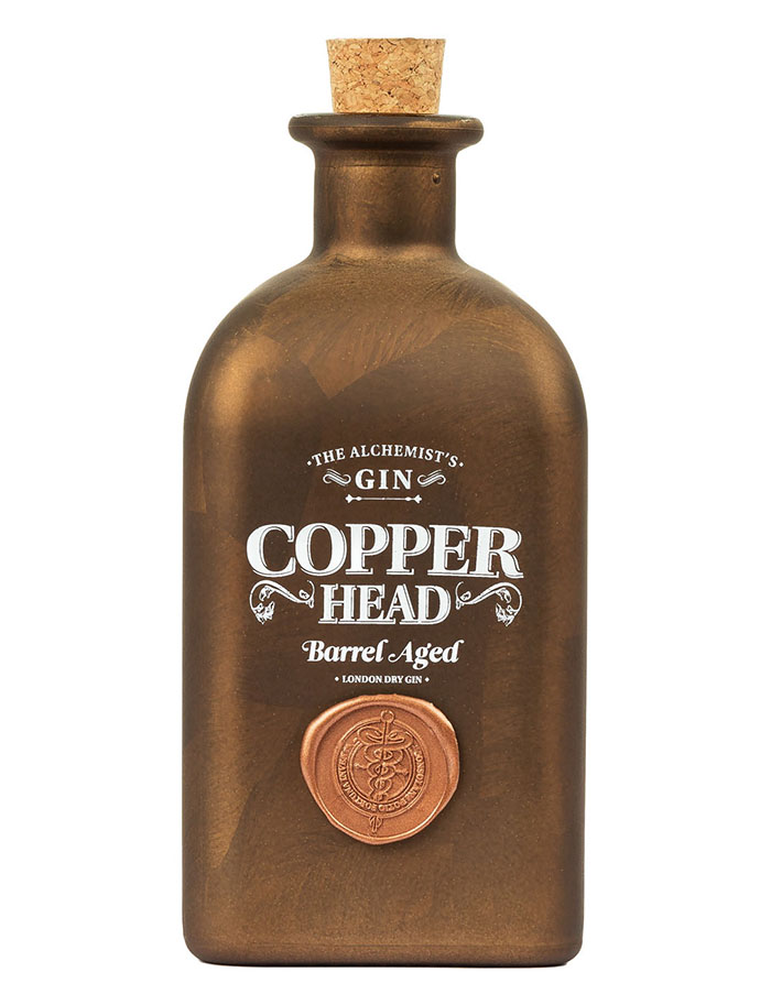 Copperhead-Barrel-Aged-Gin-50cl-bottle