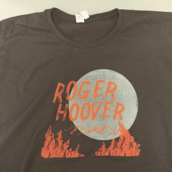 Roger Hoover - Mountains & Moon Shirt