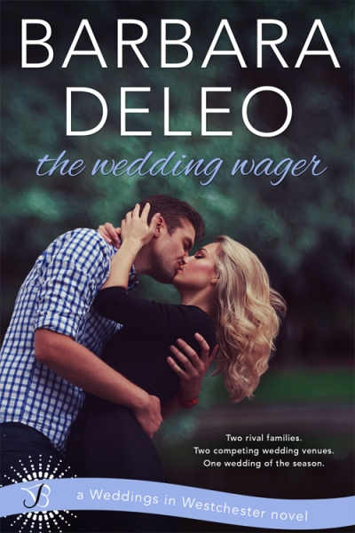THE WEDDING WAGER 500x700