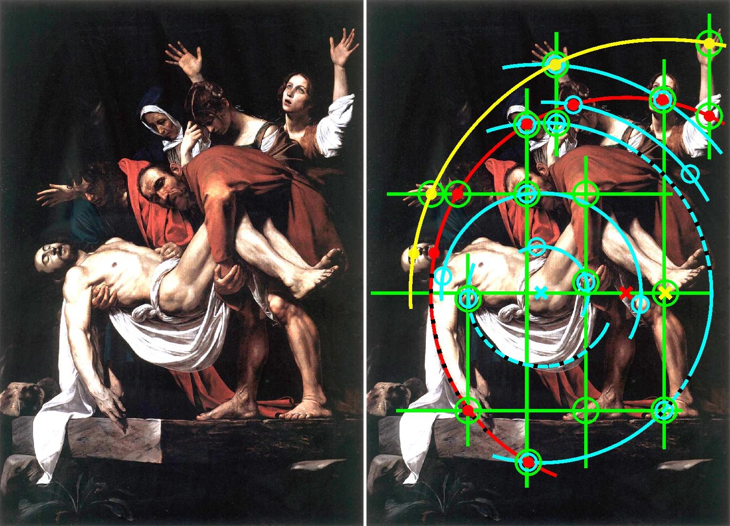 Geometria-nei-capolavori-di-Caravaggio-Cagnoli