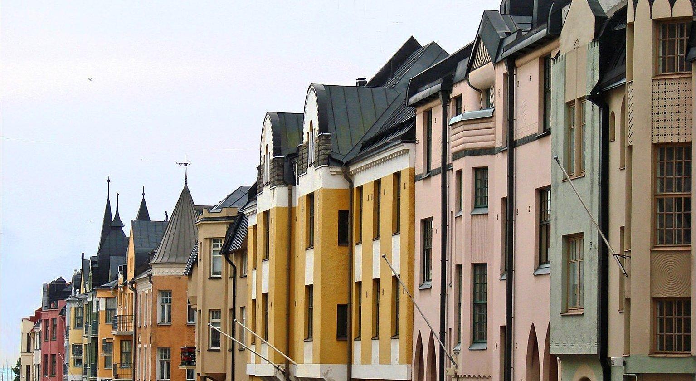 Immeubles art nouveau