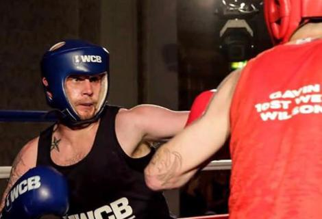 Boxing for life