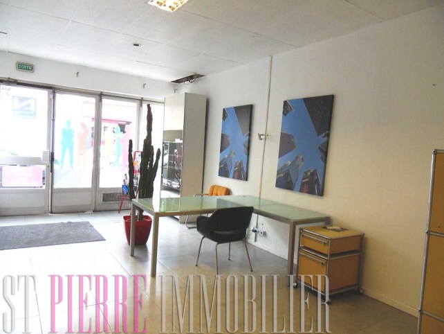vente bureau rue de la gare a niort st pierre immobilier