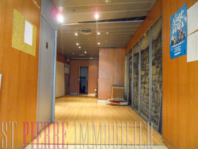 local commercial rue ricard niort st pierre immobilier
