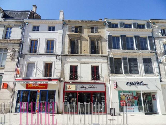 immeuble murs commerciaux niort