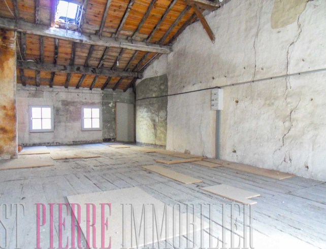 immeuble a renover rue victor hugo niort