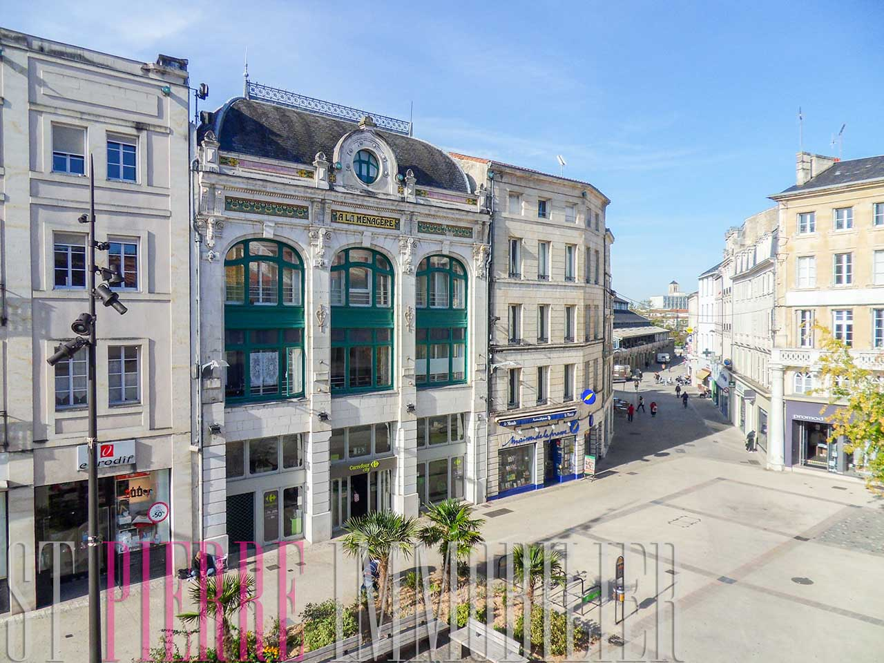 Appartement Nantes Centre