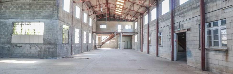 Bâtiment industriel à Niort