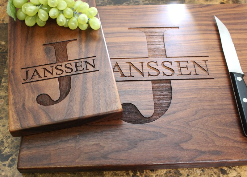 Large Of Personalized Cutting Boards