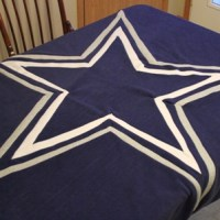 Cowboys Blanket