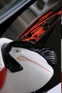 Orca Presley - Closeup