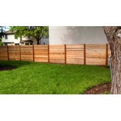 Small Crop Of Build Backyard Fence