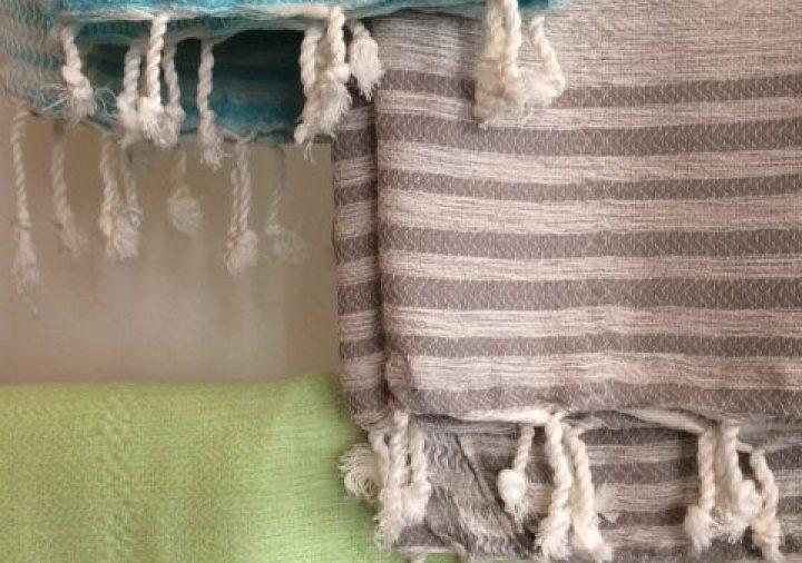 Pestemal, Hamamtuch oder Badetuch, türkisches Badetuch, Sommertuch, Handtuch türkisch, Saunatuch, Strandtuch,