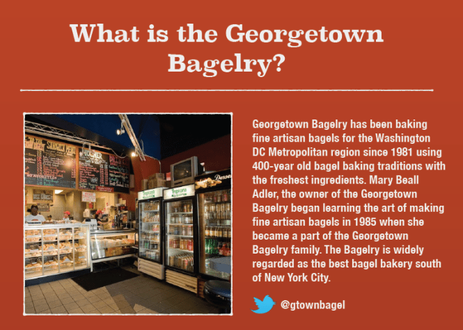 LAVACON _Georgetown Bagelry 1