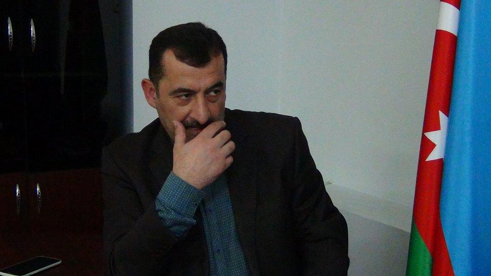 AXCP üzvü Sahib Kərimli yenə öz sədrini suçladı: