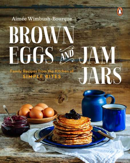 Brown Eggs and Jam Jars book cover