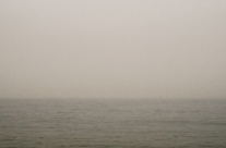 Minimal photographs from the Shoreline Series