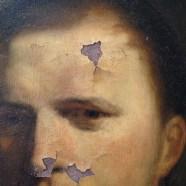 Oil Painting Portrait Restored