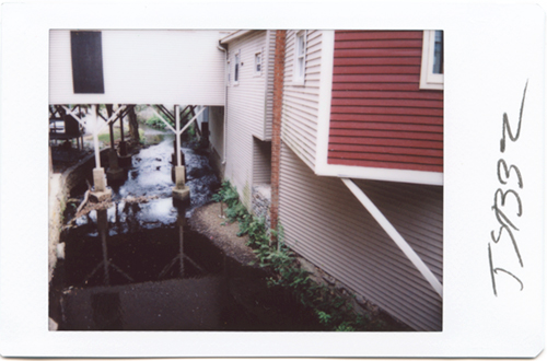 Instant Photograph - Chester, Ct - Strazza 1