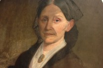 Two 1840's Oil Portraits Restored