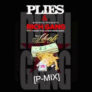 Plies – Lifestyle (Remix) (feat. Rich Homie Quan & Young Thug)