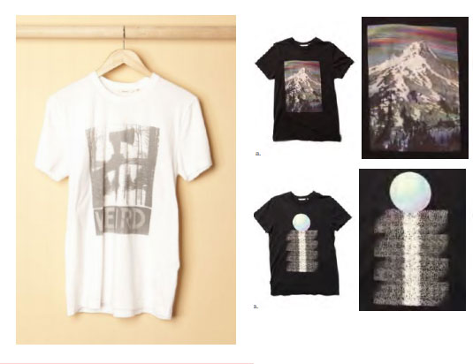 Men's Artist Tees by Lifetime Collective