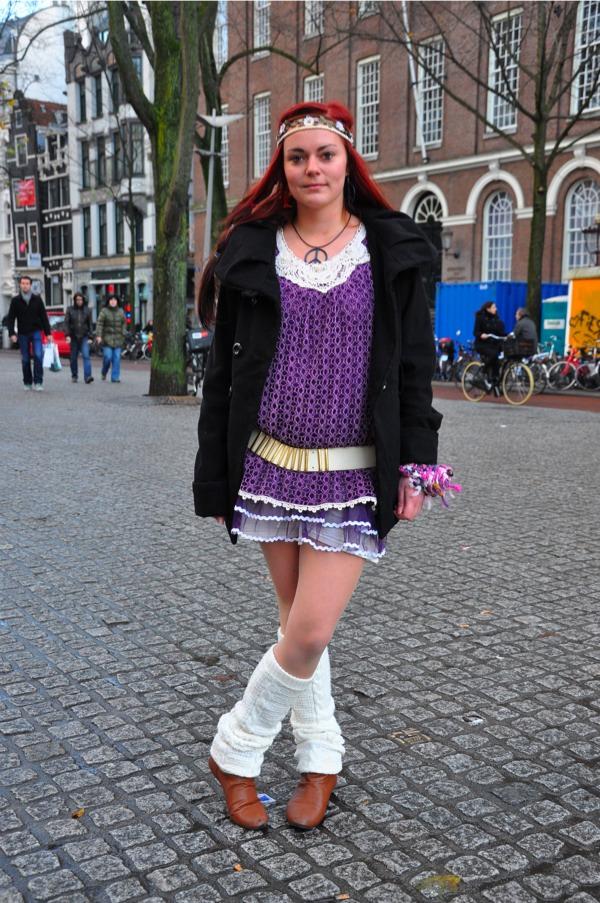 Street Fashion Amsterdam