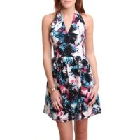 Animal Llysa Halter Dress