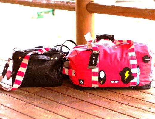 Kid Robot Duffle Bag