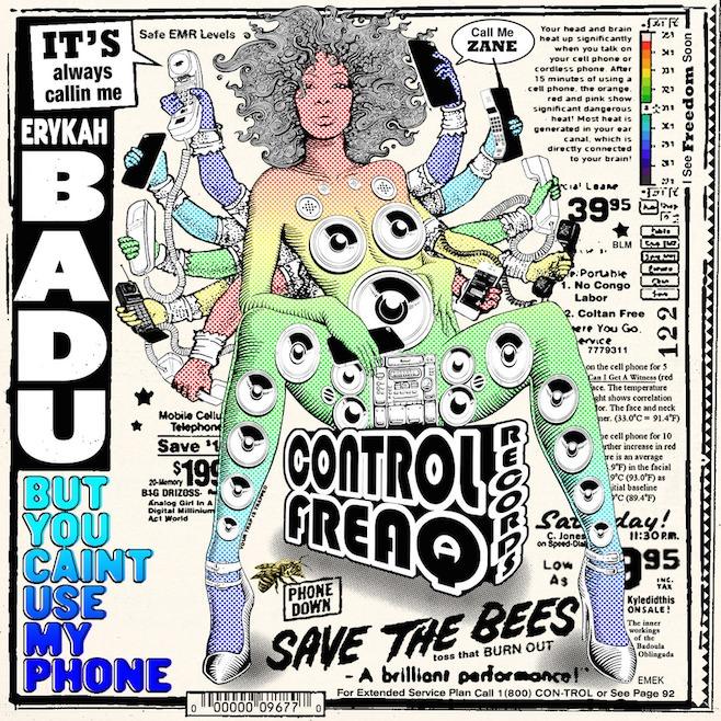 Erykah Badu- But U Caint Use My Phone Mixtape