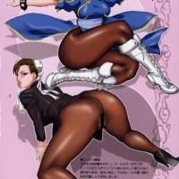 Having fight or having sex - Chun Li alwyas looks hot!